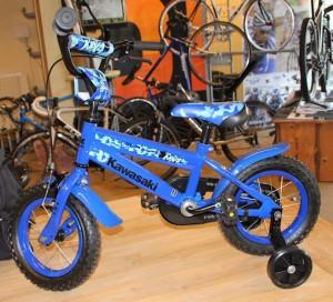 Kinderfiets fietsenwinkel rockanje