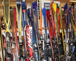 Ski onderhoud Voorne Putten